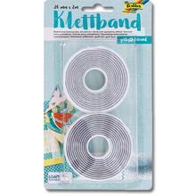 Klettband selbstklebend