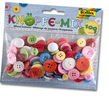 Knöpfe-Mix