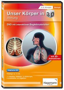 Körper 3D – Atmung tabletfähig