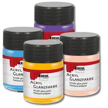 Kreul Acryl Glanzfarbe 50 ml