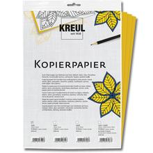 Kreul Kopierpapier, gelb