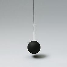 Kugel mit metallischer Oberfl.