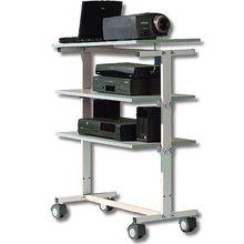 LCD-Projektorwagen auf 4 Rollen