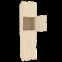 Lehrerfachschrank mit 4 Türen