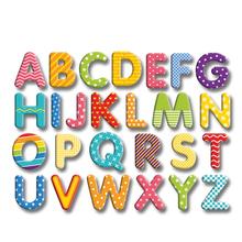 Magnet-Buchstaben + Ziffern
