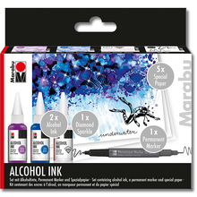 Marabu Alcohol Ink Sets