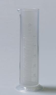 Meßzylinder Polypropylen NF100ml