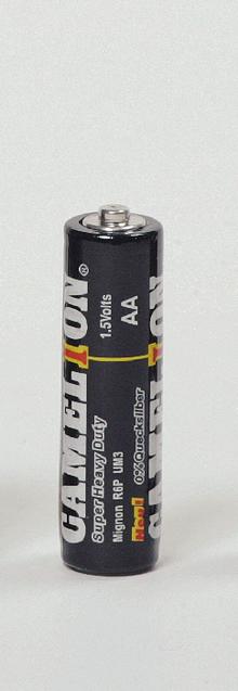 Mignonzellen, 1,5 V, Alkaline/4 Stk.