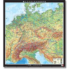 Mitteleuropa physisch, XXL