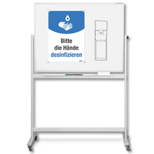 Mobile Whiteboards magnetoplan