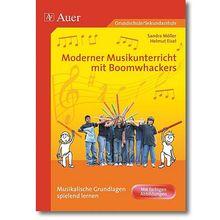 Moderner Musikunterricht mit Boomwhackers *Sale*