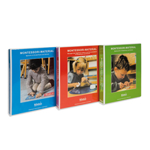 Montessori-Materialbücher