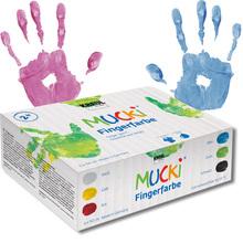 MUCKI Fingerfarbe