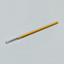 Nadel mit Schutzkappe
