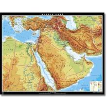 Naher Osten physisch, XXL