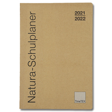 Natura-Schulplaner 2021/22 TimeTEX