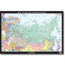 Nordasien physisch/politisch, XL