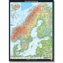 Nordeuropa physisch, XXL