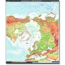 Nordpolargebiet physisch, XXL