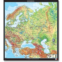 Osteuropa/Nordasien physisch, XXL
