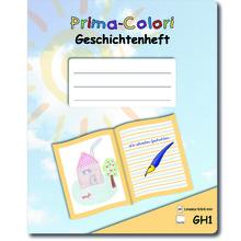 Prima-Colori Geschichtenheft GH1