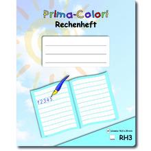 Prima-Colori Rechenheft RH3