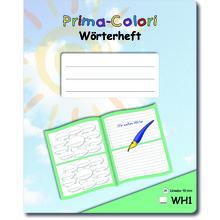 Prima-Colori Wörterheft WH1