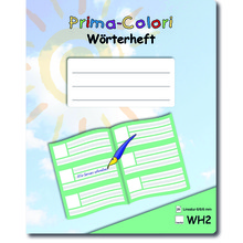 Prima-Colori Wörterheft WH2