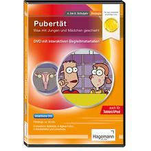 Pubertät tabletfähig