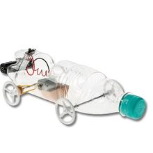Recyclingcar mit Riemenantrieb