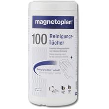 Reinigungstücher magnetoplan, 100 Stk.