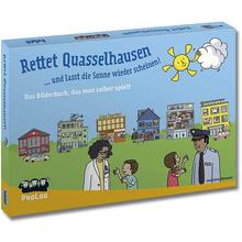 Rettet Quasselhausen!
