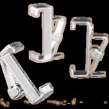 Rollklemme für Aluminiumwandleisten