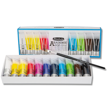 Schmincke AKADEMIE Acryl color-Set