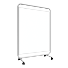 Schutzwand mit Acrylglas, Serie DMT AC B/H/T: 150x120x50 cm