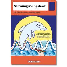 Schwungübungsbuch – mit Reimen zum Schreibenlernen