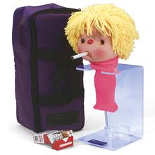 """Smokey Sue – """"Die Gefahren des Rauchens"""""""