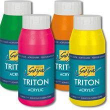 SOLO GOYA Triton Acrylic 750 ml, Fluoreszierend