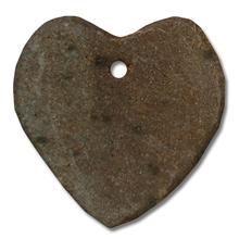 Specksteinrohling Herz