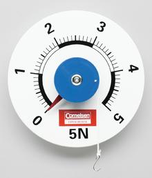 Spiralfederkraftmesser 5 N
