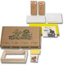 Standard-Set Papierschöpfen