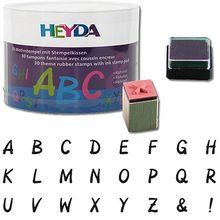 Stempelset Alphabet *Sale*
