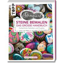 StoneArt: Steine bemalen – Das große Handbuch