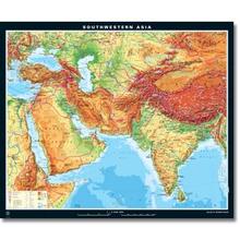 Südwestasien physisch, XXL
