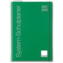 System-Schulplaner 2021/22 TimeTEX, Spiralbindung