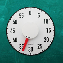 Tafel-Zeitdauer-Uhr