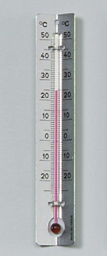 Thermometer für Schüler -25 bis +50 °C