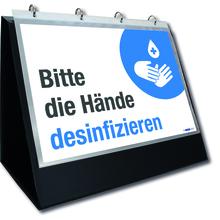 Tisch-Flipchart, A4 quer