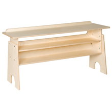 Tisch für Klangstäbe