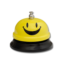 Tischglocke Smiley